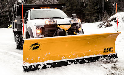 Fisher Snowplows